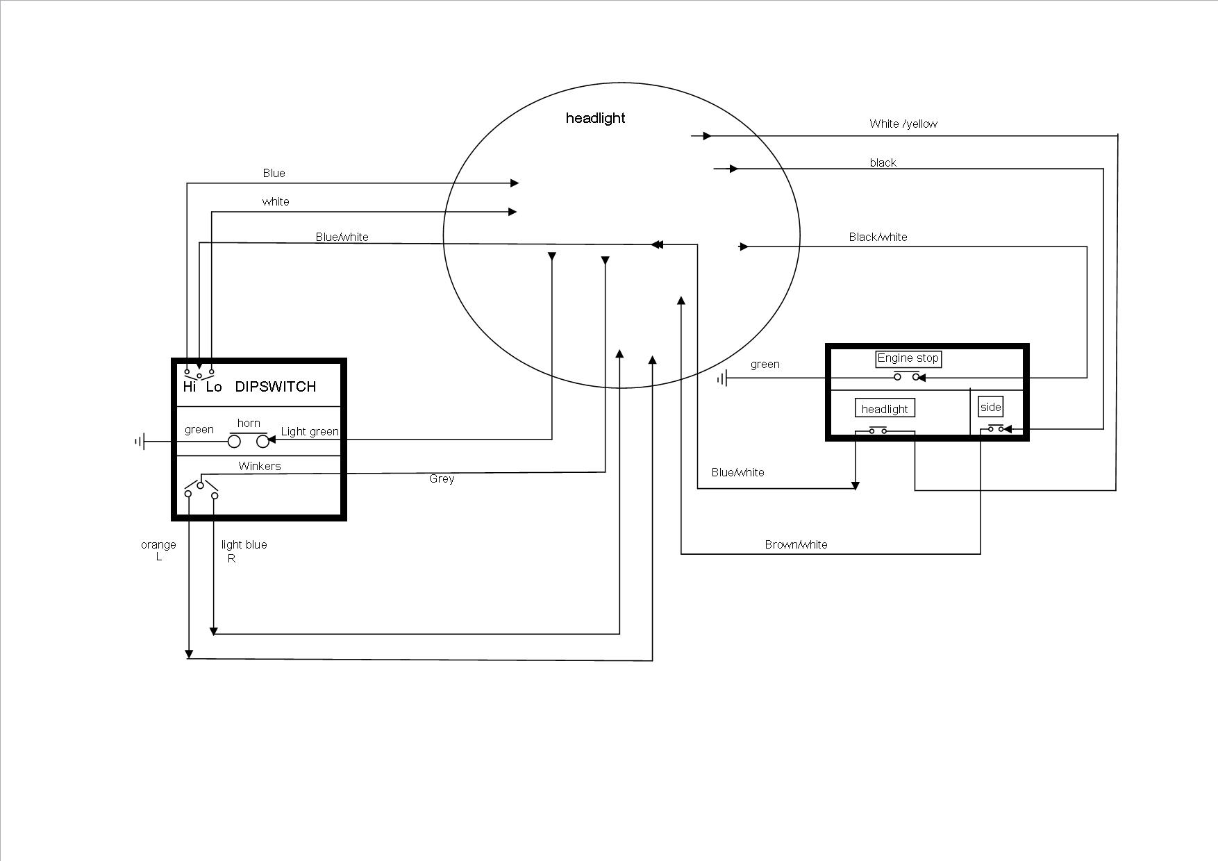 xl250 wiring diagram thermostat wiring to wall ptac